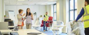 Office Removals London UK